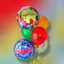 bouquet de ballons félicitations